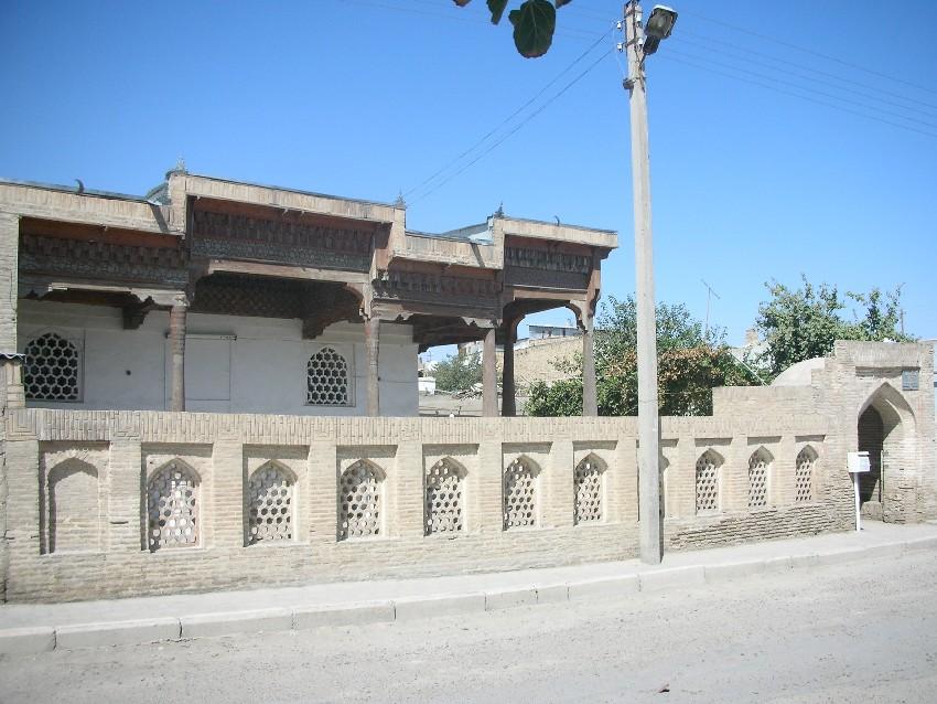 Мечеть По-и-остона