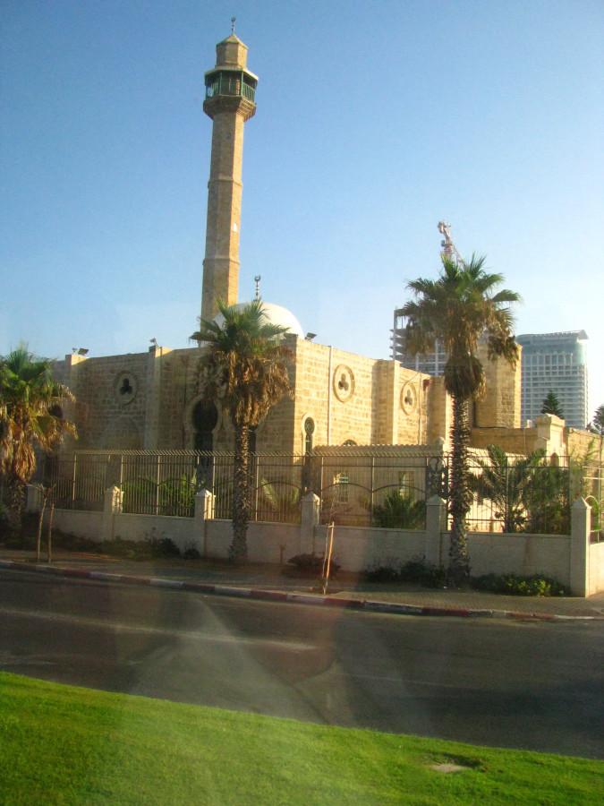 Мечеть в Тель-Авиве