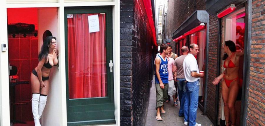 Проститутки австралии и амстердама фото