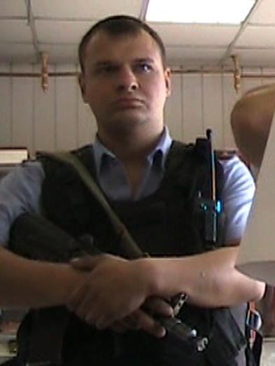 """Полиция """"крышует"""" Навального - 2"""