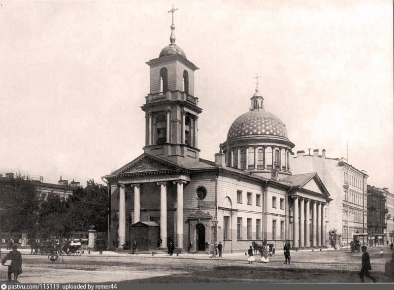 Сергиевская церковь всея артиллерия.
