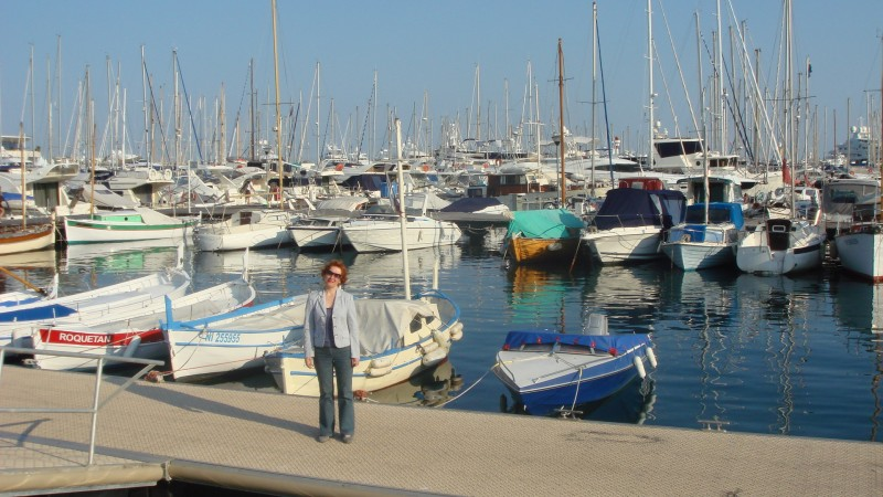 """Такие вот """"яхты"""". Нет, не Монако."""