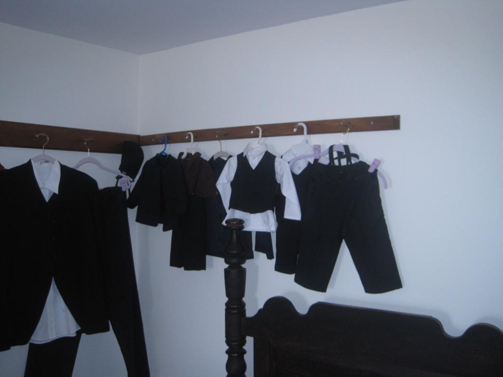 Одежда для маленьких старичков - т.е. детей