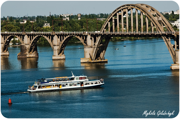 первый железобетонный мост