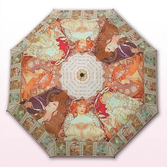 Зонтик с Мухой