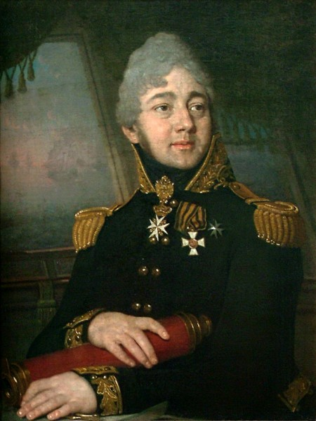Илья Боратынский