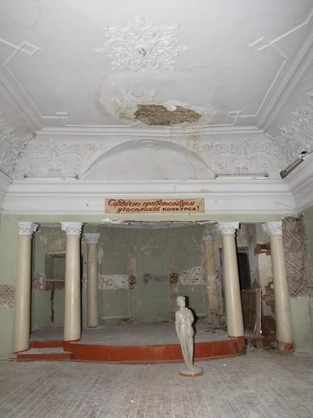 Белый серый зал 2