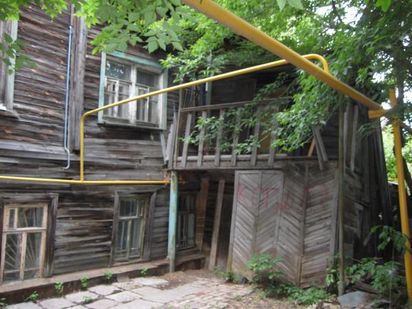 дом пл.Куйбышева и дворы к полевой,с Никитой 189