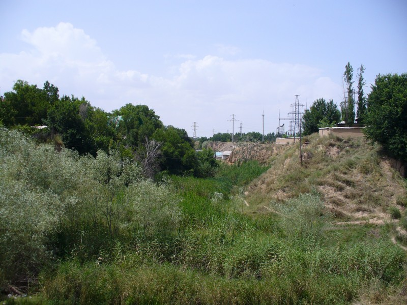 река Каракамыш