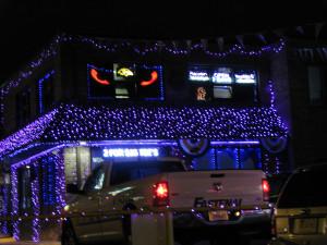 Ravens lights