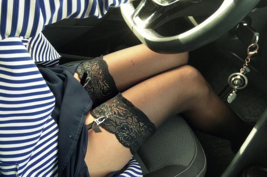 Вчерашняя сексуальная съёмка и такси