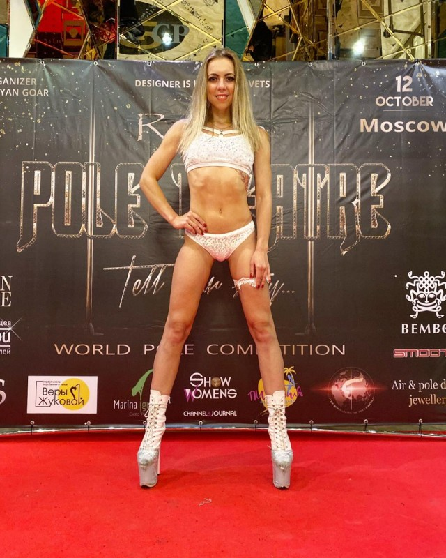 Мое интервью с красотками из Pole Dance (+фото девушек)