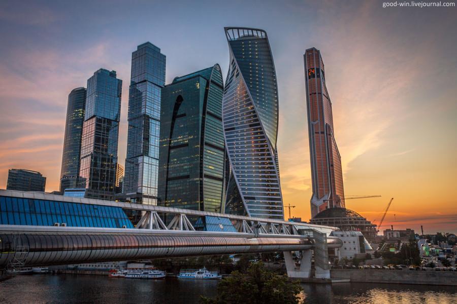 Мост Багратион в Москве: каким он был и во что его превратили сейчас