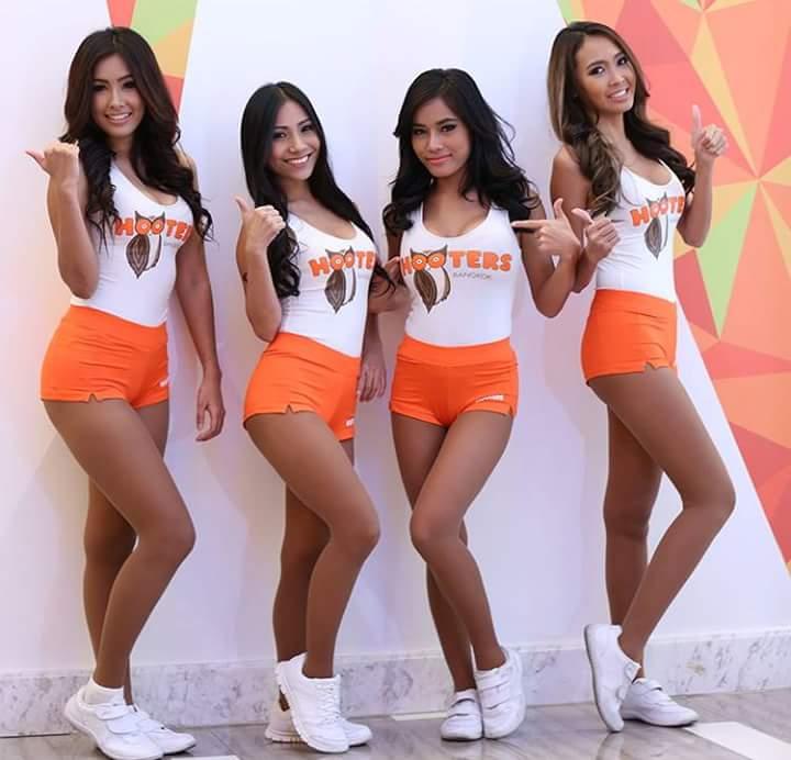 Hooters-Bangkok