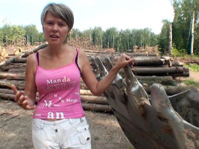 - Arrêtez les violences contre les défenseurs de la forêt de Khimki ! dans - Forêt de Khimki
