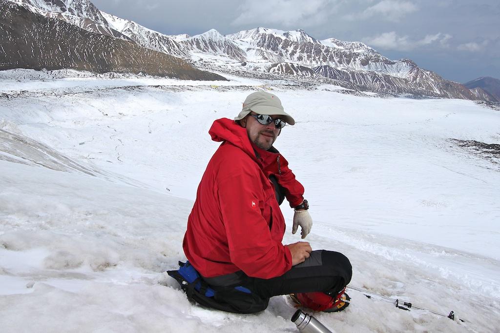 Ледник на Памире