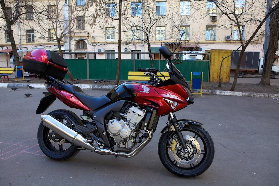 Honda CBF 600 SA
