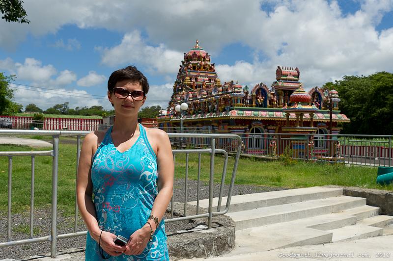Саша и храм