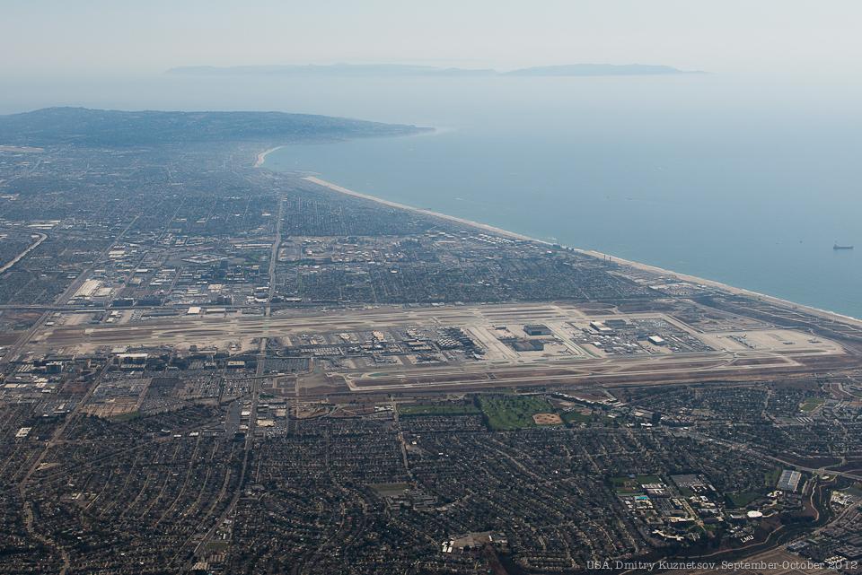 Международный аэропорт Лос-Анжелеса