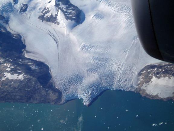 Кружево ледника