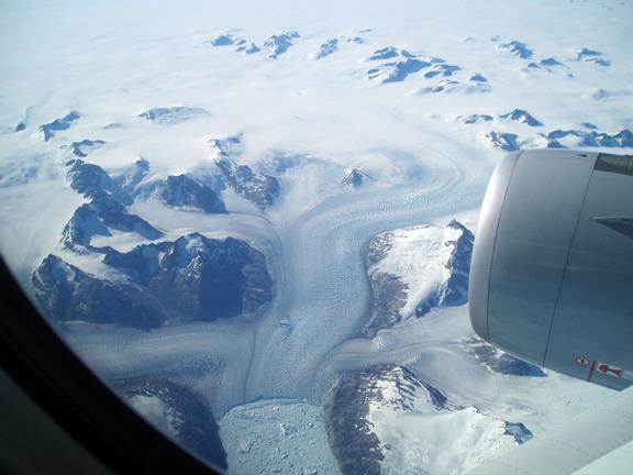 Ленты ледников