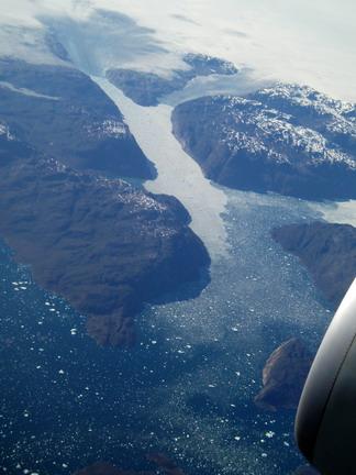 Рождение айсбергов