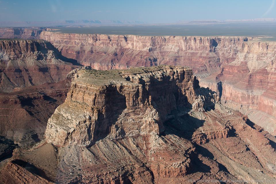 Скалы Большого Каньона