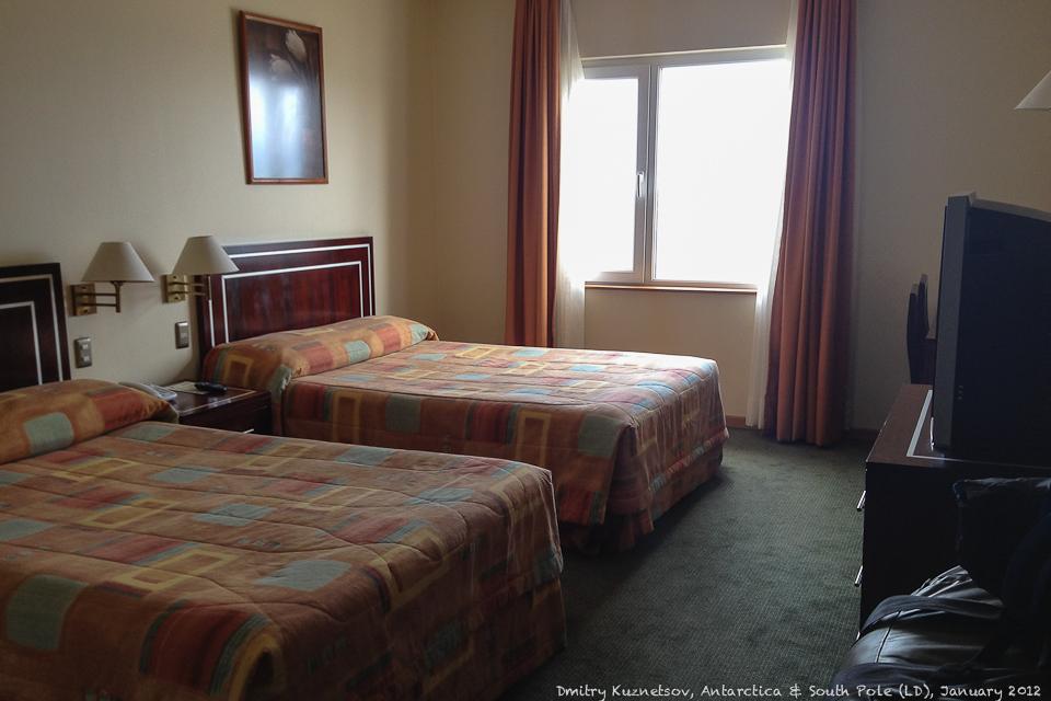 Отель diego de almagro punta arenas номер на двоих