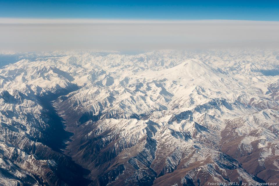 Эльбрус и Баксанское ущелье