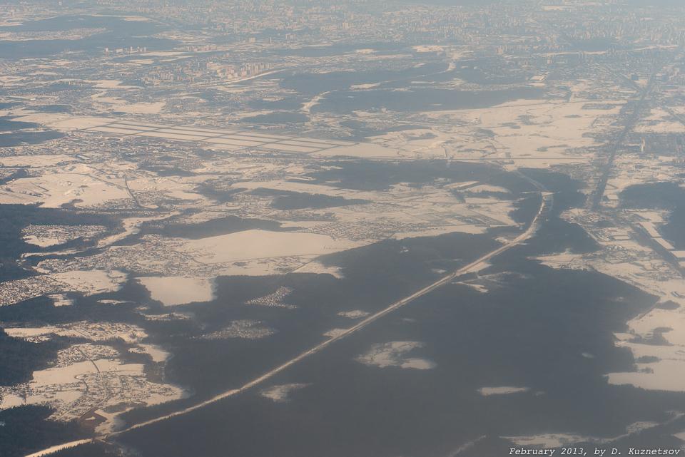 Шереметьево и Север Москвы