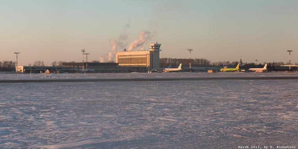 Улетаю из Хабаровска обратно в Москву