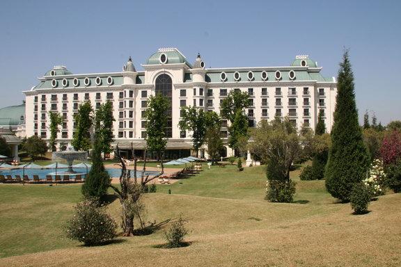 Отель D'Oreale Grande