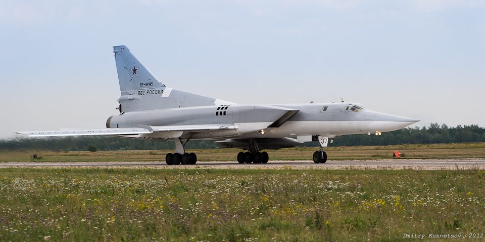 Борт RF-94145 ВВС России