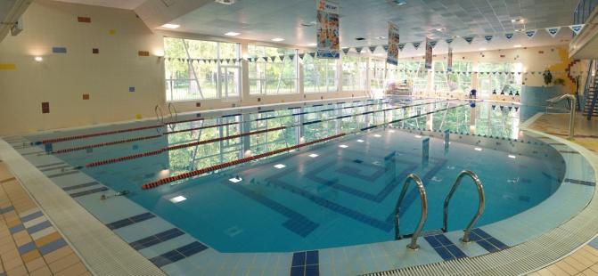 Любимый бассейн