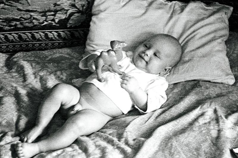 Жаркое лето 1968
