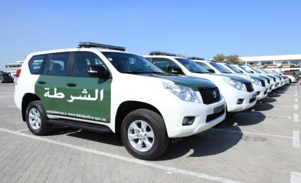 Police in UAE