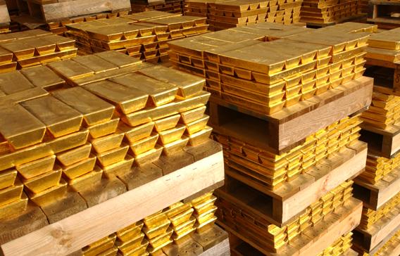 Золото в Дубаи