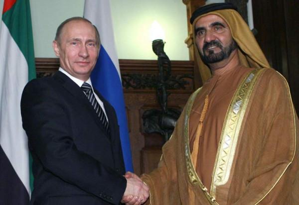 Leaders-Russia-UAE