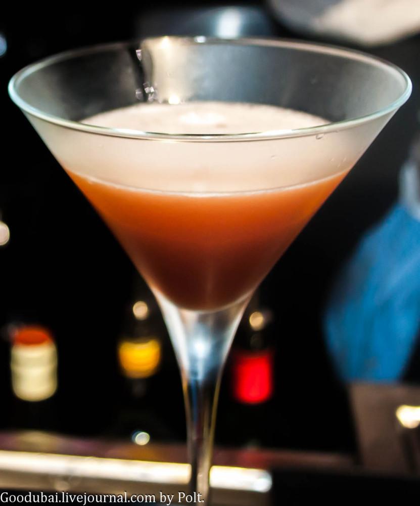 Дубаи мартини