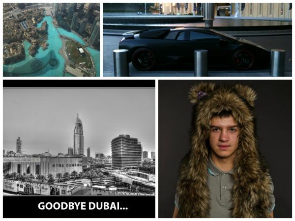 Дубай и зверошапки