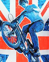 London Free Ride (Светится в ультрафиолете)