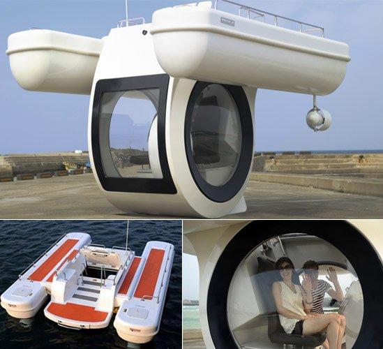 подводная лодка для отдыха