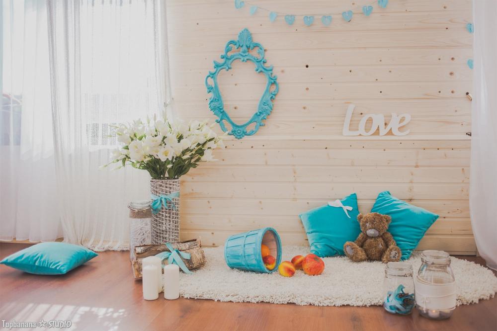 Красивый фон для фото в домашних условиях