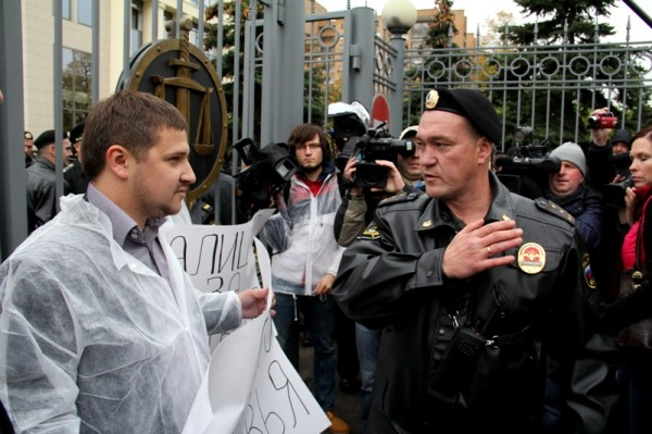 Пусси Райот против своих адвокатов. Самуцевич на свободе IMG_2286