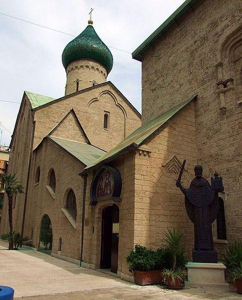 La_Chiesa_Russa_Ortodossa_di_Bari