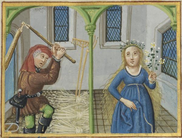 Август – болезненный месяц. Календарь средневековый и античный