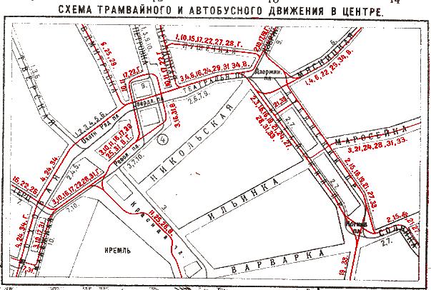 Москвы 1929 года