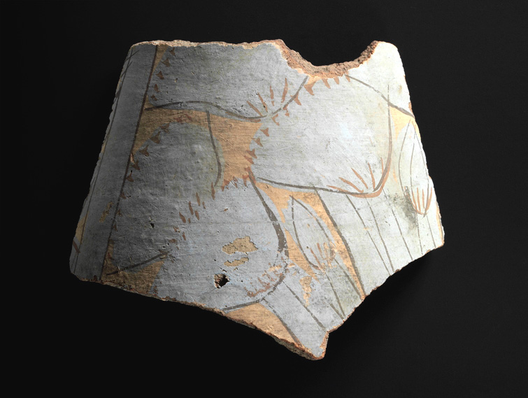 Fragment of a vessel, New Empire, 18th dynasty, 1351-1334 BC  © Staatliche Museen zu Berlin, photo: Sandra Steiß