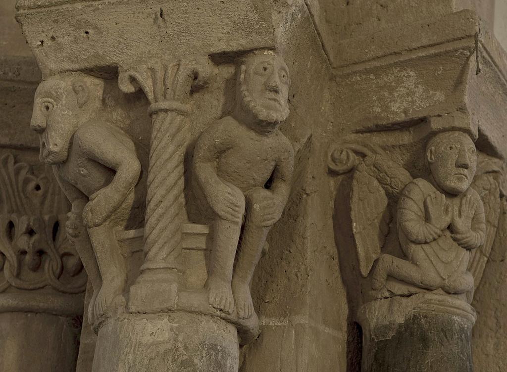 Eglise Notre-Dame de Mailhat. Photo by ellapronkraft