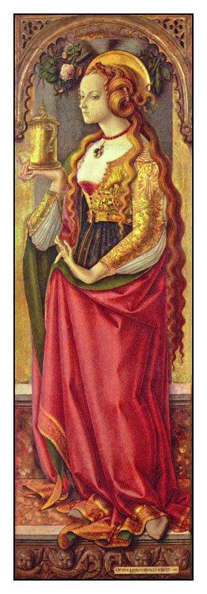 CARLO CRIVELLI, S. XV ITALIA NOR ORIENTAL